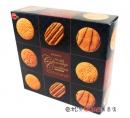 北日本典雅巧克力餅禮盒335g【4901360311699】