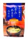 TONO哈蠣味噌湯8袋入56g【4964888600874】