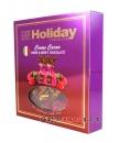 歐州假期莓果巧克禮盒110g【8008342002937】