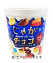 北日本巧克力洋芋片筒(綜合)132g【4901360327355】