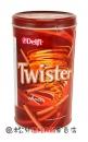 TWiSter巧克力威化捲心罐320g【8991001780522】
