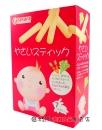 寶製蔬菜嬰兒餅70g【4902088050105】