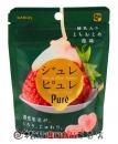 甘樂PURE草莓煉乳軟糖59g【4901351055618】