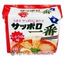 一番5食包麵(醬油)500g【4901734000273】