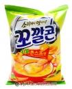 韓國LOTTE烘焙玉米脆角(濃湯)72g【8801062010288】
