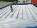 屋頂隔熱施工