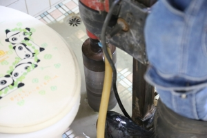 未知化糞池位置~進口精密儀器測定化糞池位置3