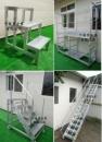 訂製梯、特製梯、特殊梯、爬梯、踏台、倉儲梯、客製化鋁製梯具