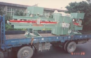 台南工業重貨運輸