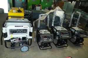 小型汽油發電機