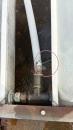 子午線太陽能熱水器-循環管接頭噴水1