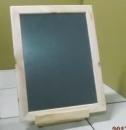 桌面型木框黑板