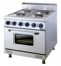 電力四口西式爐 -烤箱BEC-490