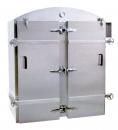 雙門推入式蒸庫(可外接鍋爐) DPS-200-1