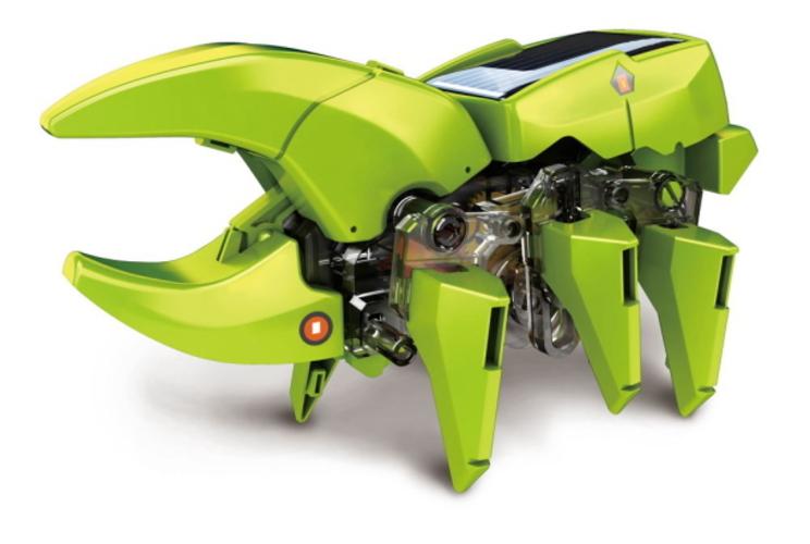 T4 TRANSFORMING SOLAR ROBOTS 1