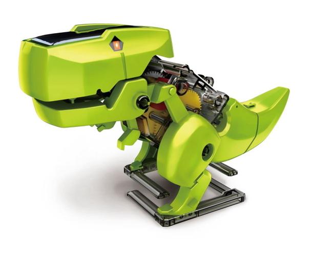 T4 TRANSFORMING SOLAR ROBOTS 3