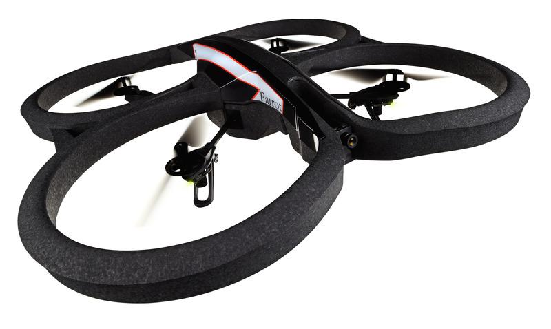 スマートフォンやタブレットで操縦できるラジコンヘリコプター