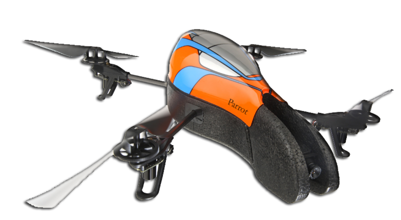 AR.Drone 2.0 4