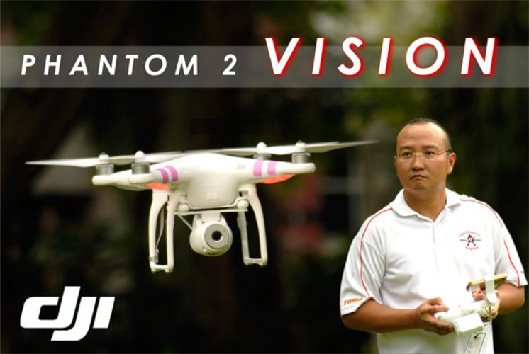 DJI Phantom 2 Vision 4