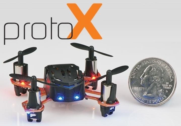 Estes Proto X Nano 4