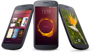Normal ubuntu phone 1