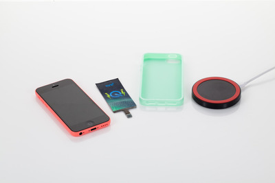 Normal wireless charging set for iphone 3