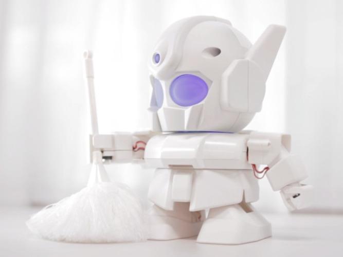 組み立て式ロボット