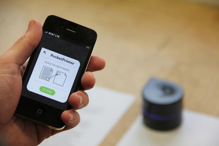 Mini Mobile Robotic Printer 2