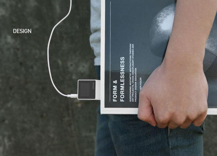 カロリー消費量を自動で計測してくれるオーディオプレーヤー