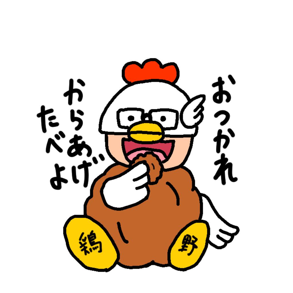 鶏野からあげ