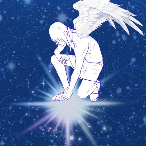 天使は見守る