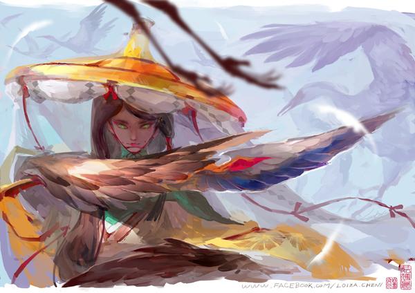 陰陽師-姑獲鳥