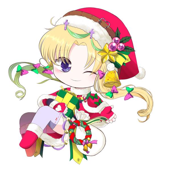 キャラデザ クリスマス