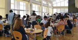校内居場所カフェ「ようこそカフェ」プロジェクト