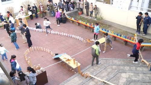 笠間小学校と石井造園株式会社の取り組みを観てきました!