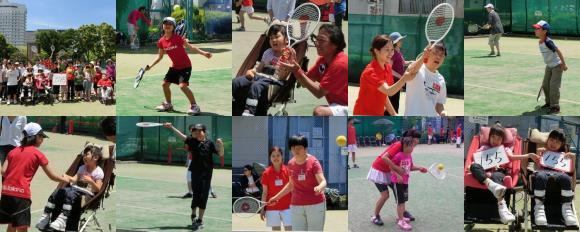 ご案内 公園チャレンジテニス!2015 第9回 12月6日