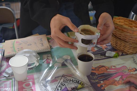 【カフェレポート】11/14日(水)「ようこそカフェ」を実施しました♪