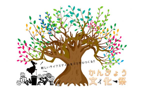 新しいライフスタイルをゴミからつくる   「かんきょう文化祭」を実現したい