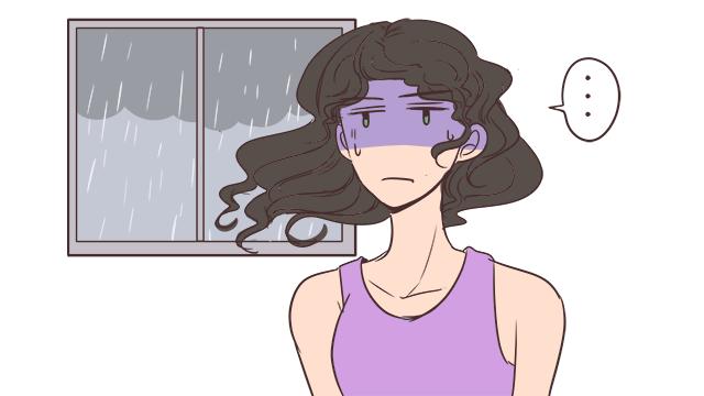 雨の日が憂鬱