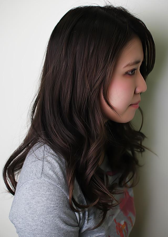 クールフェミニンカール【サイド】