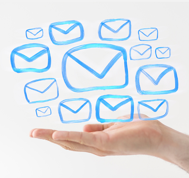 いつでも捨てられるメールアドレスを作っておく