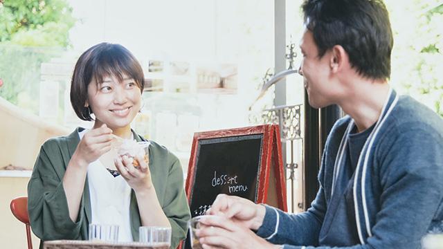 初デートの場所はカフェ一択