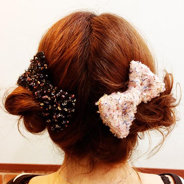 「バレンタインヘア」の写真【バック】