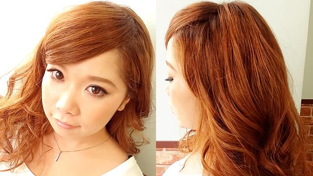 涼しげで色っぽく見せたい!夏の夜のデートヘアアレンジ
