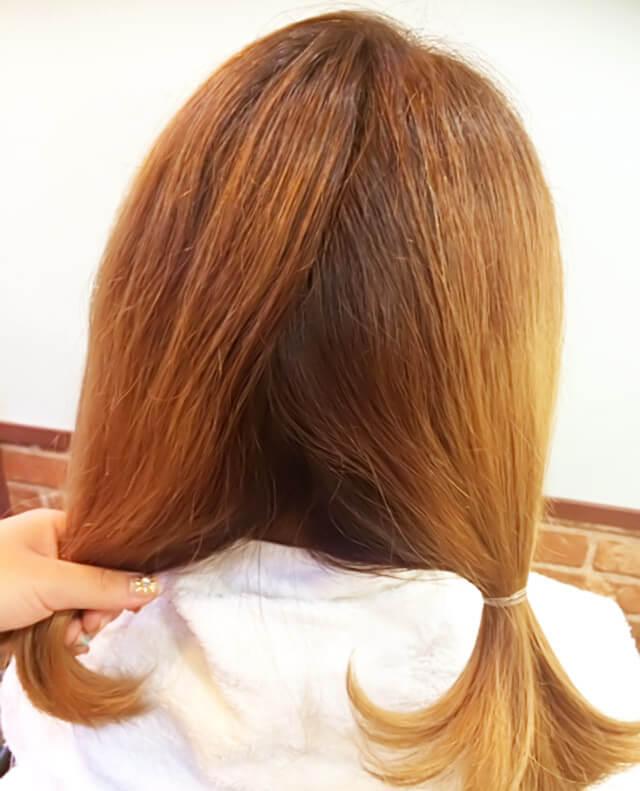ありの~ままの~妹風★ハロウィンヘアアレンジ_3
