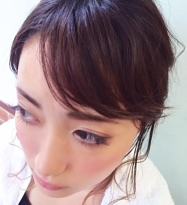 「魅惑の女っぽヘアアレンジ」の手順_5