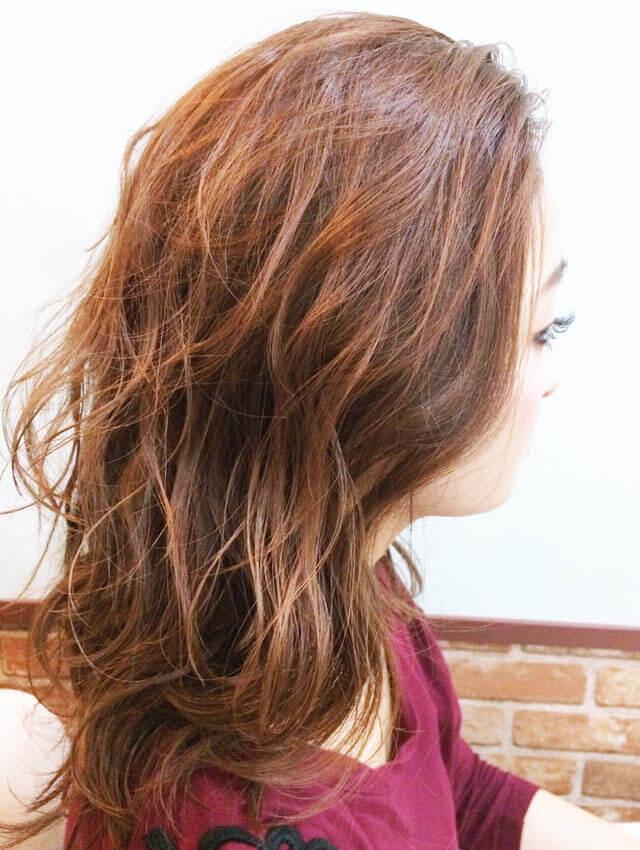 「色気のある大人エロヘアアレンジ」の写真【サイド】