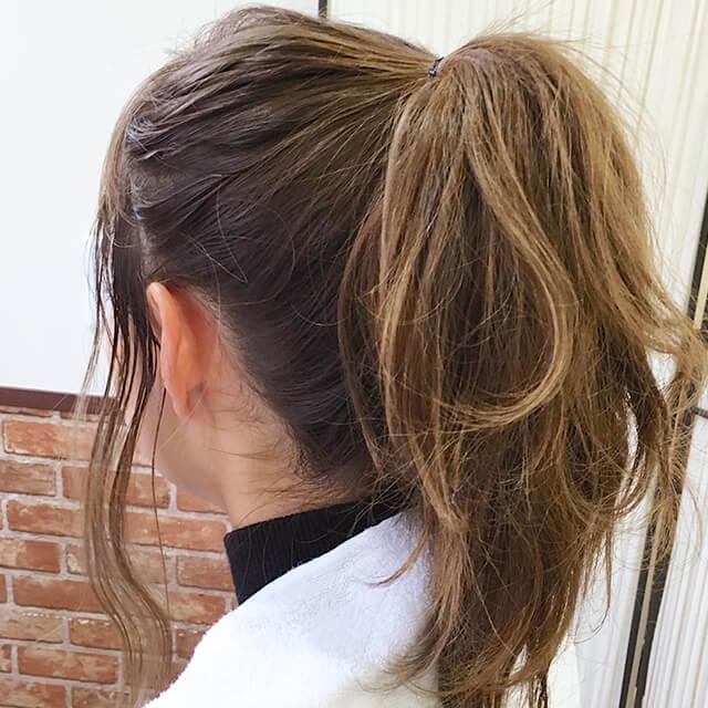 「王道スウィートヘア」の手順_1