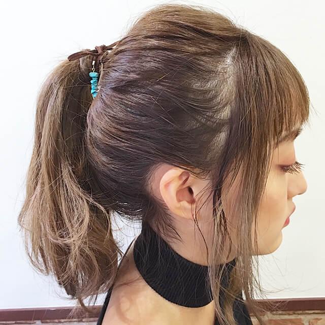 「王道スウィートヘア」の写真【サイド】