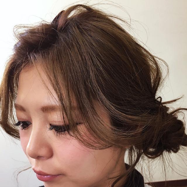 あま甘なヘアアレンジ_7